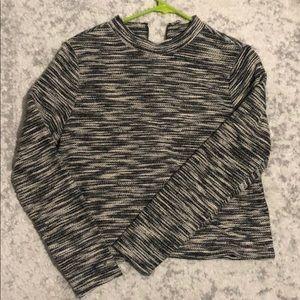 H&M mock neck sweater